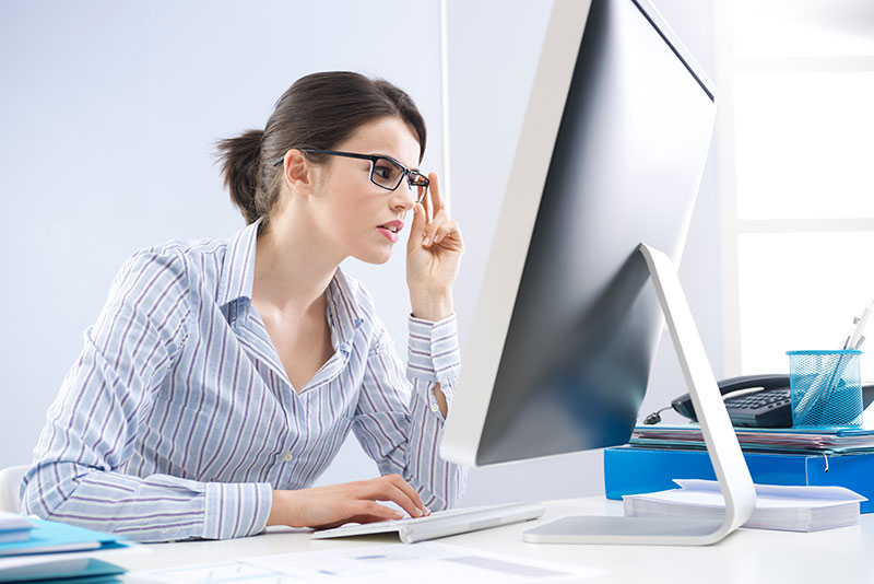 What Causes Computer Vision Syndrome?